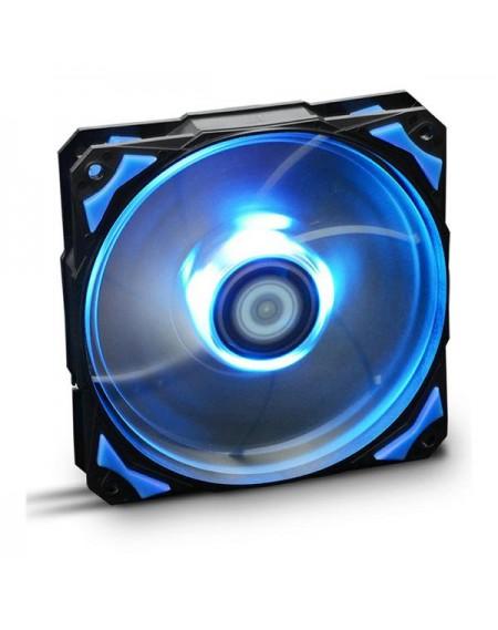 Ventillateur de cabine NOX NXHUMMERF120LB HFAN 12 cm LED Bleu