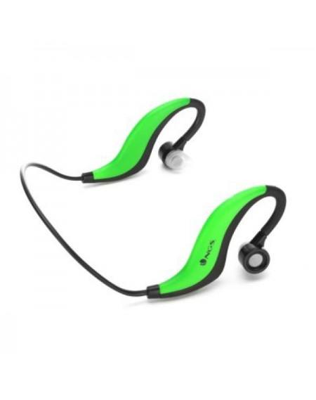 Casques Bluetooth de Sport NGS greenarticarun