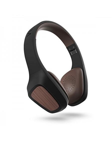 Casques Bluetooth avec Microphone Energy Sistem 443154 800 mAh Noir