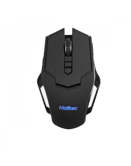 Souris Gaming Hiditec MG30INOX02 3500 DPI Acier inoxydable