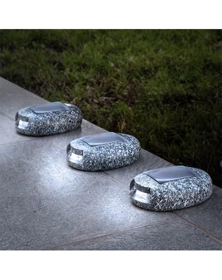 Pierre Solaire LED Garden (Pack de 3)