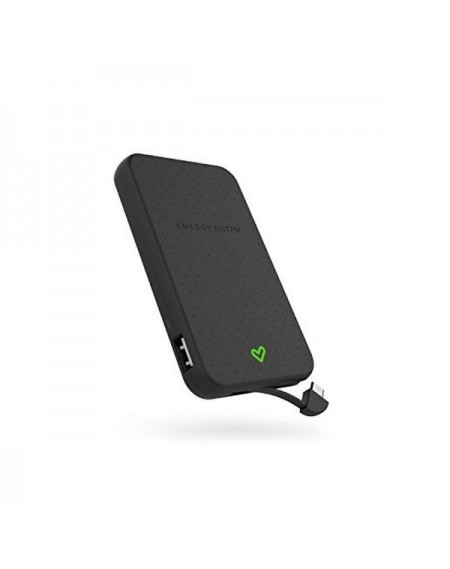 Power Bank Energy Sistem Extra Battery 5000 422517 5000 mAh Noir