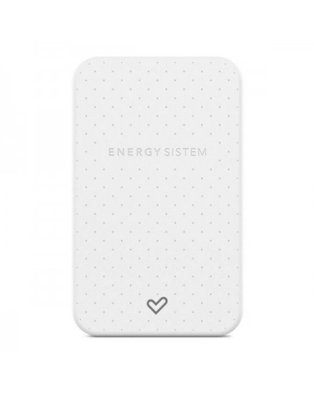 Power Bank Energy Sistem Extra Battery 5000 424450 5000 mAh Blanc
