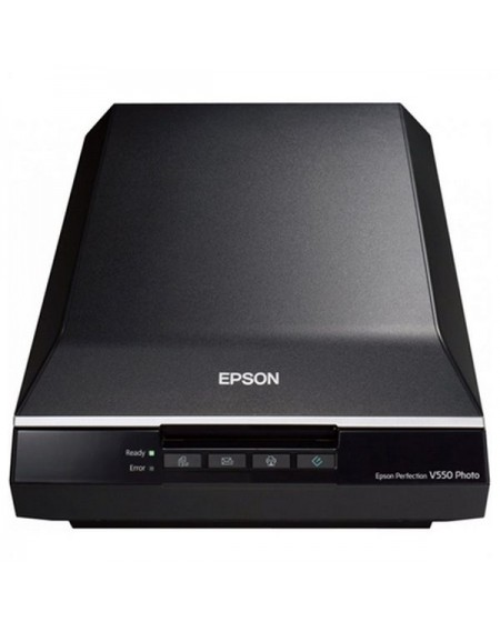 Scanner Portable Epson Perfection V550 Photo B11B210302 6.400 ppp 3,4 Dmax A4 USB 2.0 B