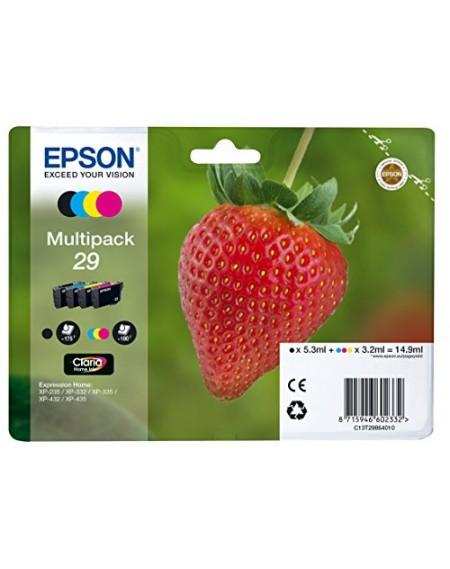 Cartouche d'Encre Originale (lot de 4) Epson T29