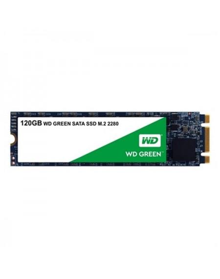 Disque dur Western Digital WDS120G2G0B 120 GB SSD M.2