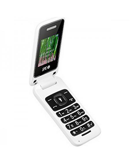 Téléphone Portable SPC 2306B QVGA 128 x 160 px Bluetooth Micro SD (16 GB) Dual SIM FM