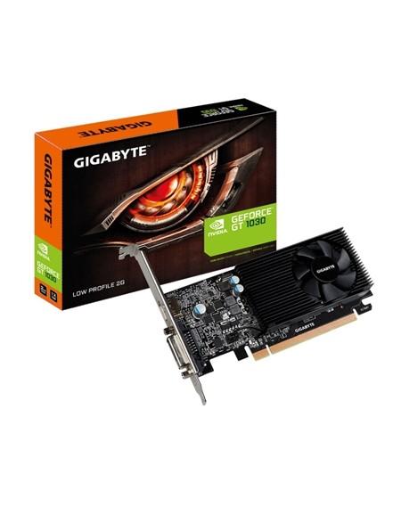 Carte Graphique Gigabyte ITGPE50507 VGA NVIDIA GeForce GT 1030 LP 2 GB DDR5