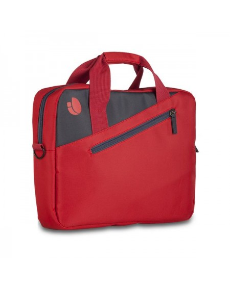 "Housse pour ordinateur portable NGS Ginger Red GINGERRED 15,6"" Rouge Anthracite"