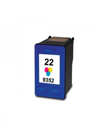 Cartouche d'Encre Recyclée Inkoem M-H-22 XL Couleur