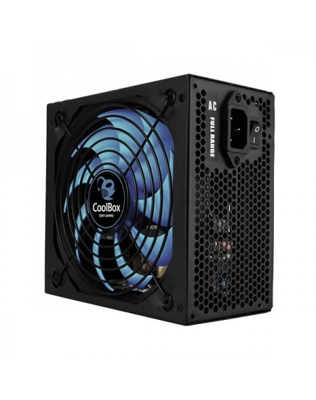 Source d'alimentation Gaming CoolBox DG-PWS650-85B 650W