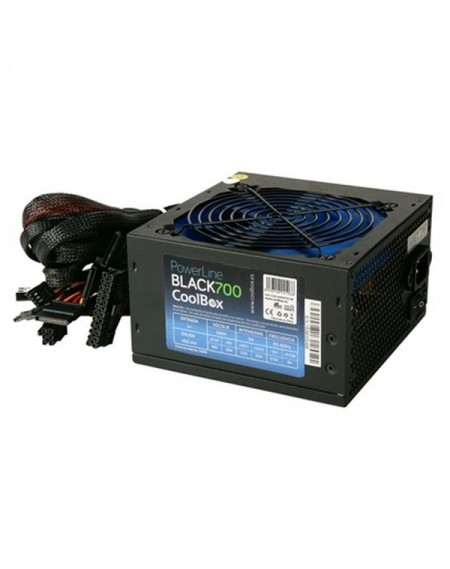 Source d'alimentation Gaming CoolBox COO-FAPW700-BK 700W