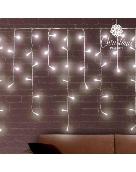 Lumières Blanches de Noël Stalactite (200 LED)