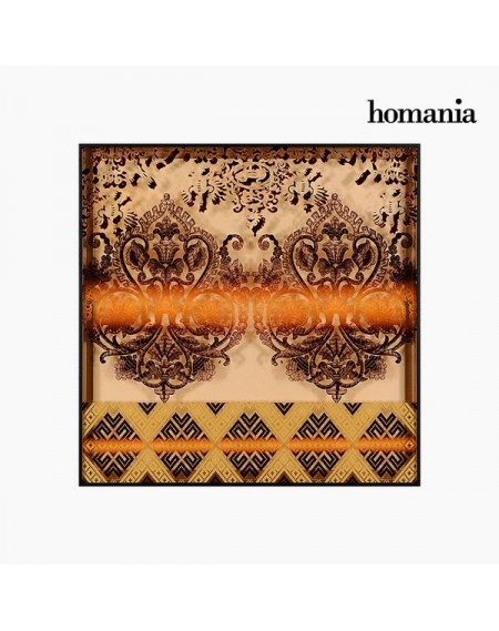 Cadre Acrylique Tissu (91 x 91 cm) by Homania