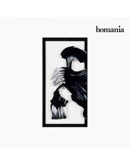 Cadre Acrylique Abstrait (61 x 121 cm) by Homania