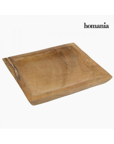 Centre de Table Tronc Carré - Collection Autumn by Homania