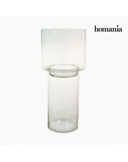 Bougeoir Verre - Collection Pure Crystal Deco by Homania