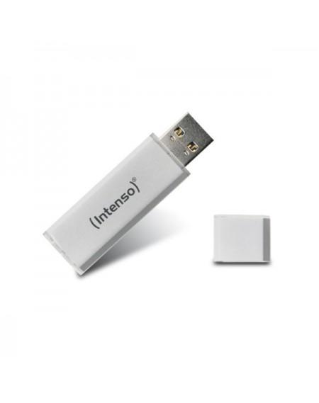Clé USB INTENSO 3531490 USB 3.0 64 GB Blanc