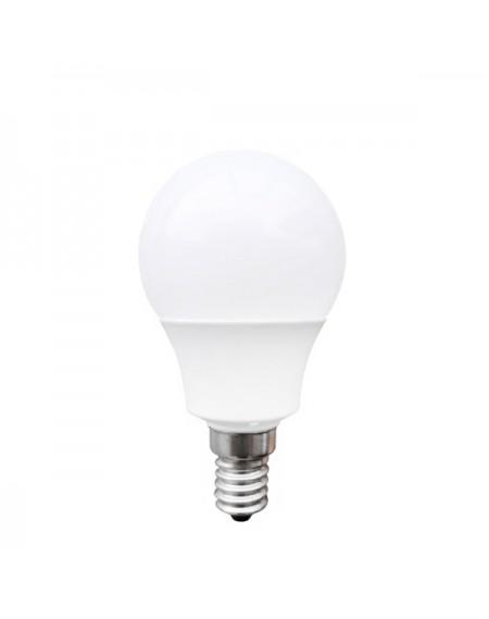 Ampoule LED Sphérique Omega E14 3W 240 lm 4200 K Lumière naturelle