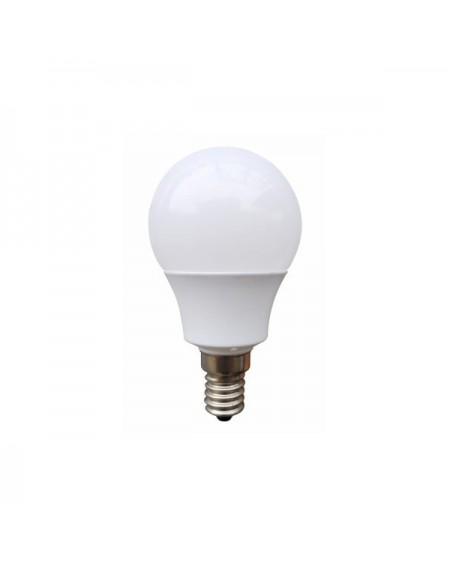 Ampoule LED Sphérique Omega E14 4W 320 lm 4200 K Lumière naturelle