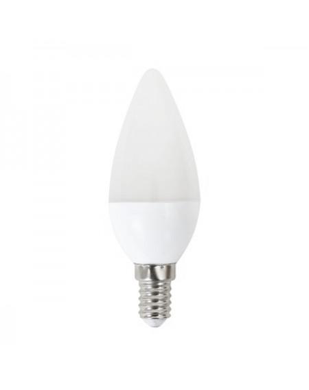Ampoule LED Bougie Omega E27 3W 240 lm 2800 K Lumière chaude