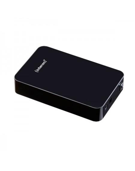 """Disque Dur Externe INTENSO 6031512 3.5"""" 4 TB USB 3.0 Noir"""
