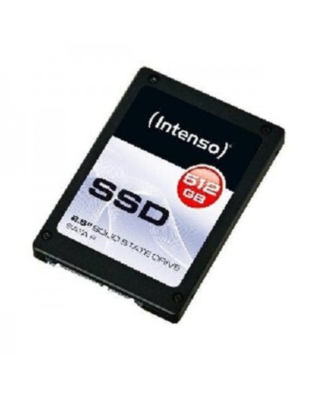 "Disque dur INTENSO 3812450 SSD 512 GB 2.5"" SATA3"