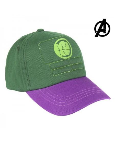 Casquette enfant Hulk The Avengers 77662 (53 cm)