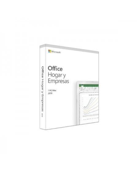 Microsoft Office 2019 Maison et Bureau Microsoft T5D-03233 (1 licence)