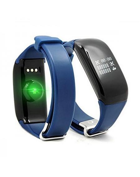 "Bracelet d'activités BRIGMTON Bsport 14 0,66"" Bluetooth 4.0"