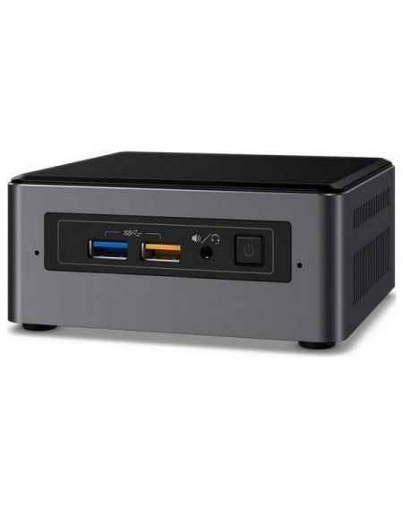 Mini PC Intel NUC NUC7PJYH Pentium J5005 WIFI LAN Bluetooth Noir