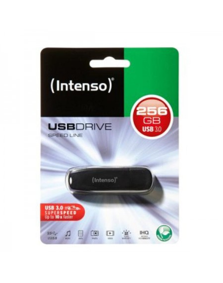 Pendrive INTENSO 3533492 256 GB USB 3.0 Noir