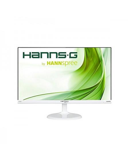 "Écran HANNS G HS246HFW 23,6"" Full HD IPS HDMI Blanc"