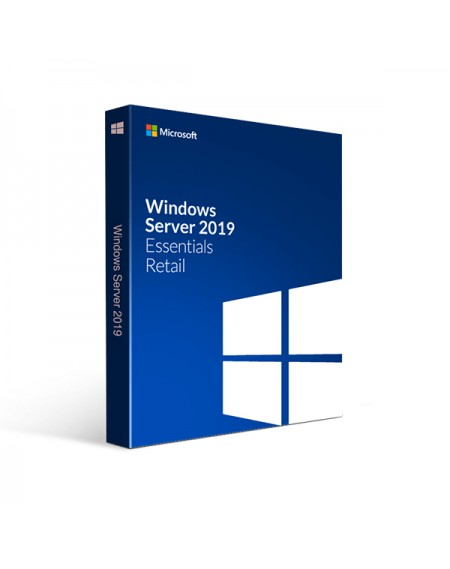 Microsoft Windows Server 2019 Essentials Microsoft G3S-01310 OEM (Espagnol)