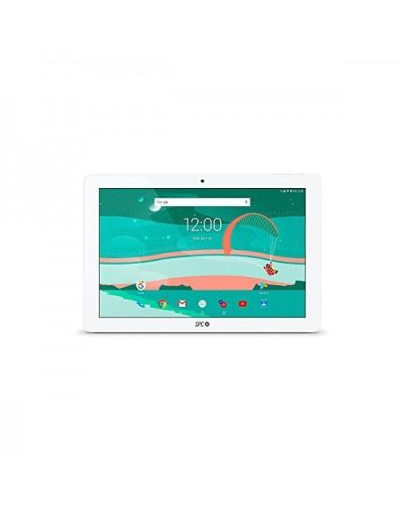 """Tablette SPC 9764116B 10,1"""" IPS Quad Core 1 GB RAM 16 GB Blanc"""