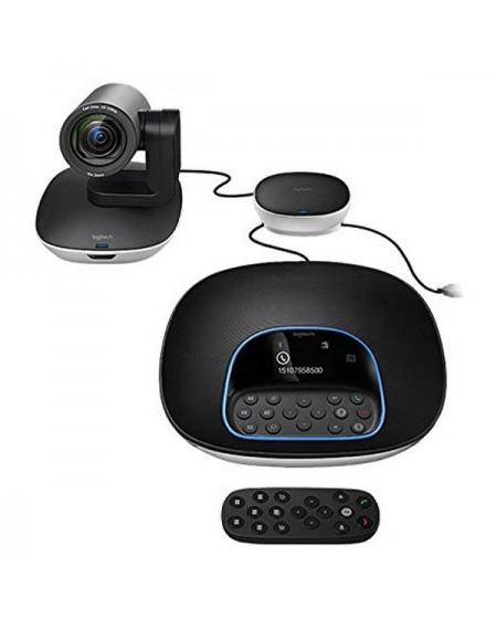 Système de Vidéoconférence Logitech 960-001057 Full HD Noir