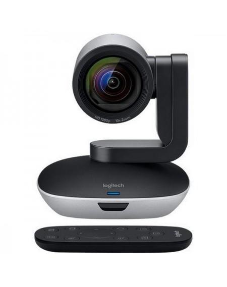 Webcam Logitech 960-001186 Full HD USB Noir