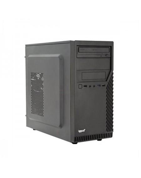 PC de bureau iggual PSIPCH416 i7-8700 8 GB RAM 120 GB SSD Noir