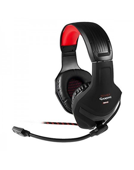 Casque avec Microphone Gaming Tacens Tacens Mars Gaming (MH2)
