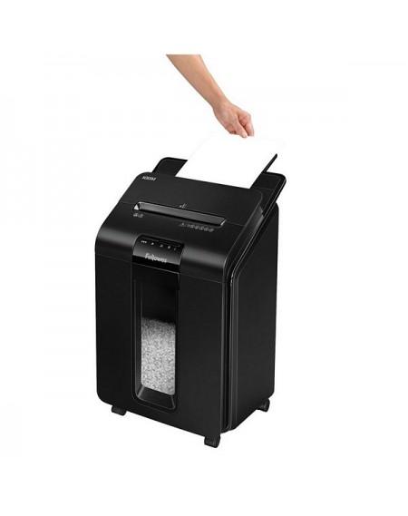 Déchiqueteuse de Papier Coupe Fine Fellowes AutoMax100M Noir