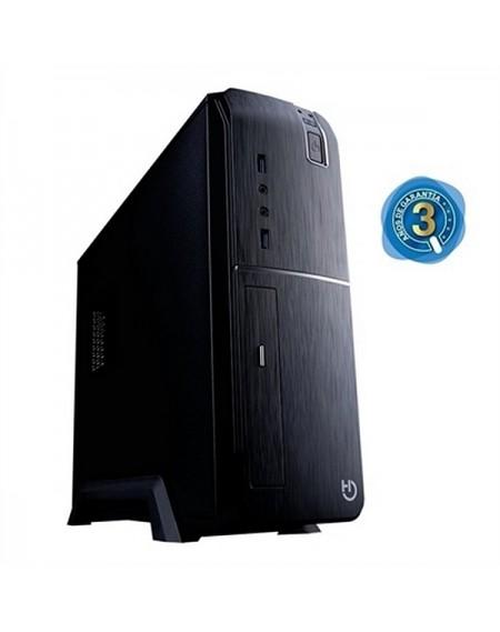 PC de bureau iggual PSIPC334 i3-8100 8 GB RAM 240 GB SSD Noir